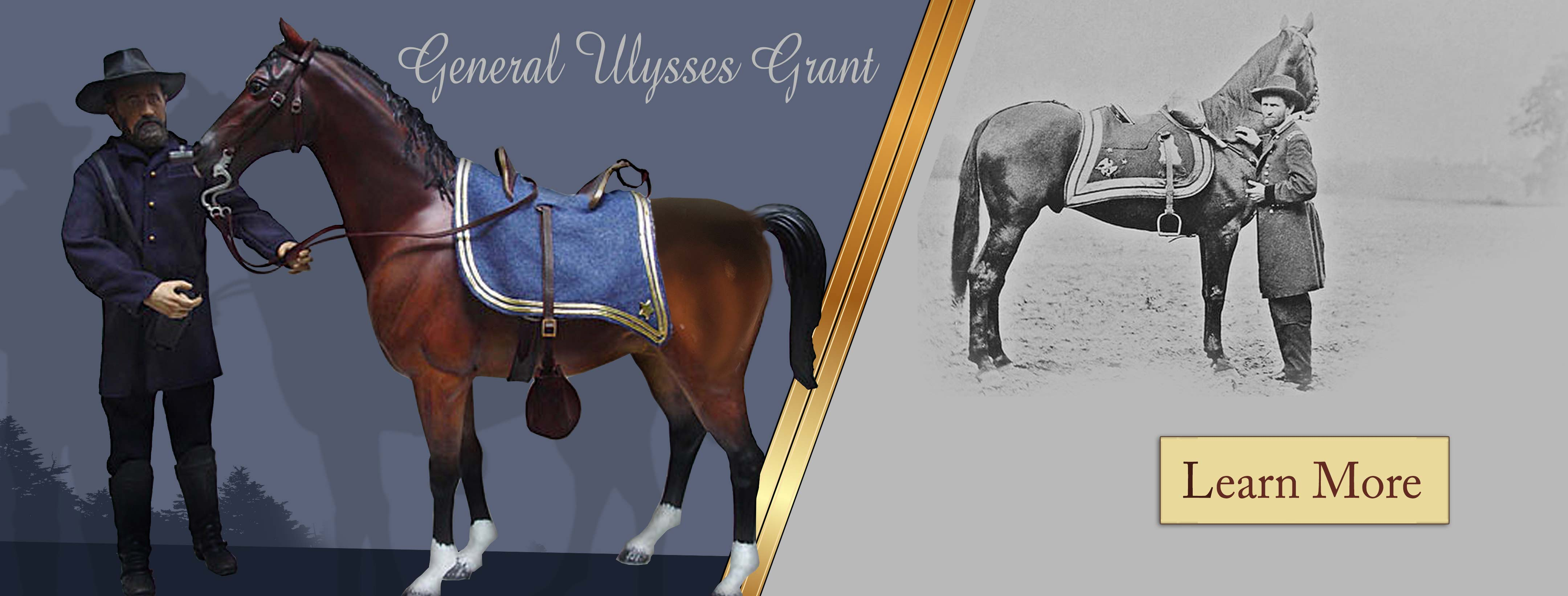 Discover Great Packages - General Grant Saddle Package