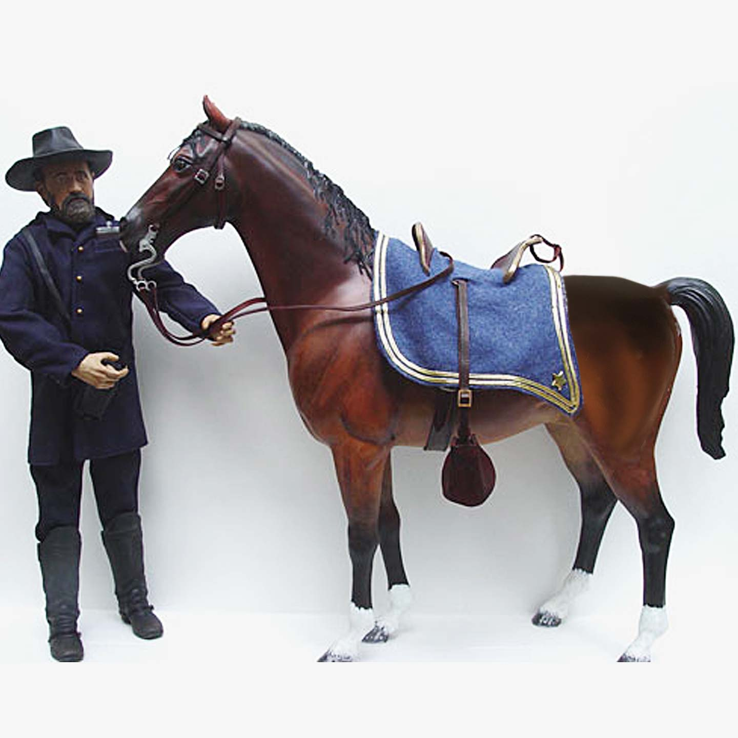 General Grant Saddle Package