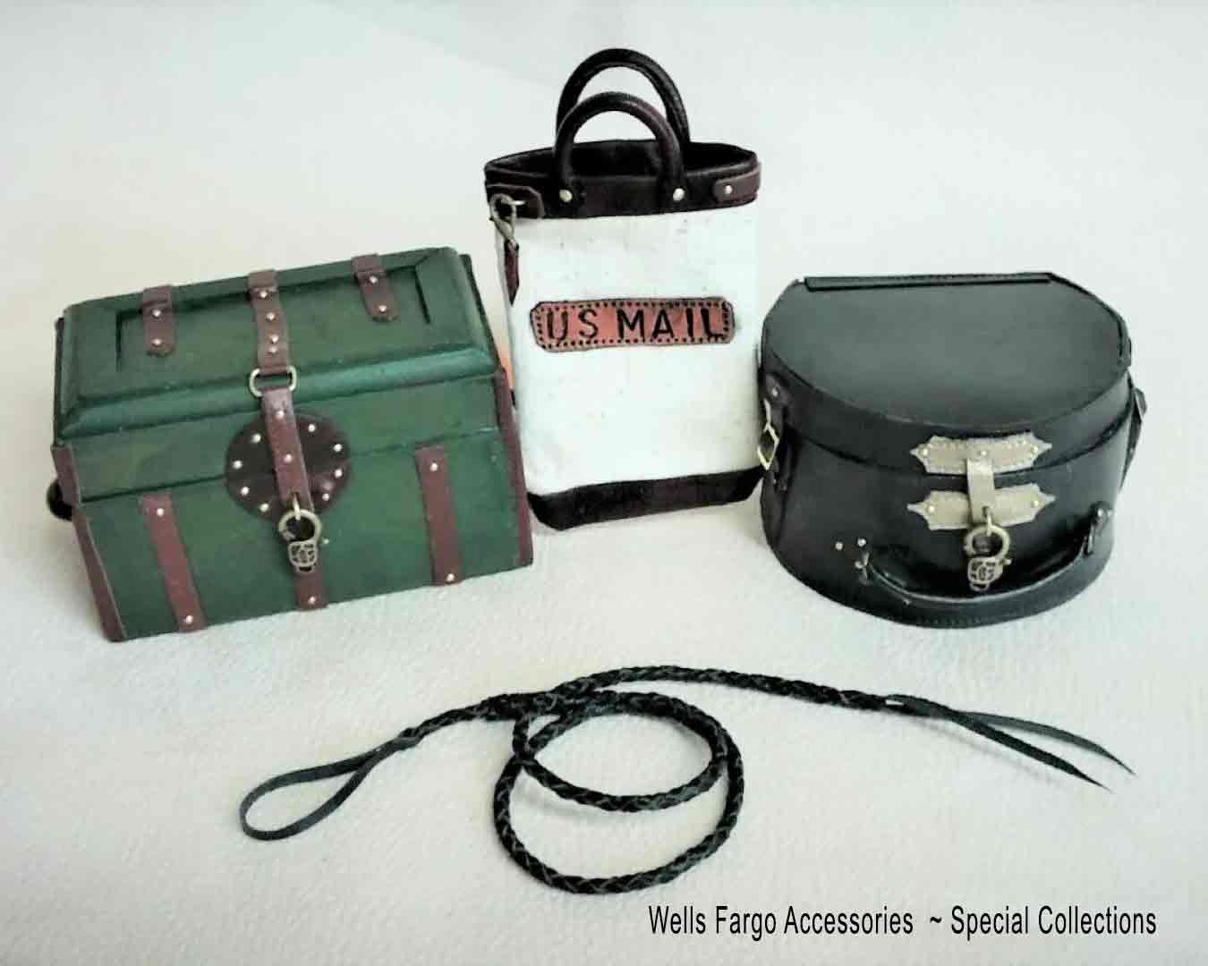 Wells Fargo Accessories  ~ Special Collections