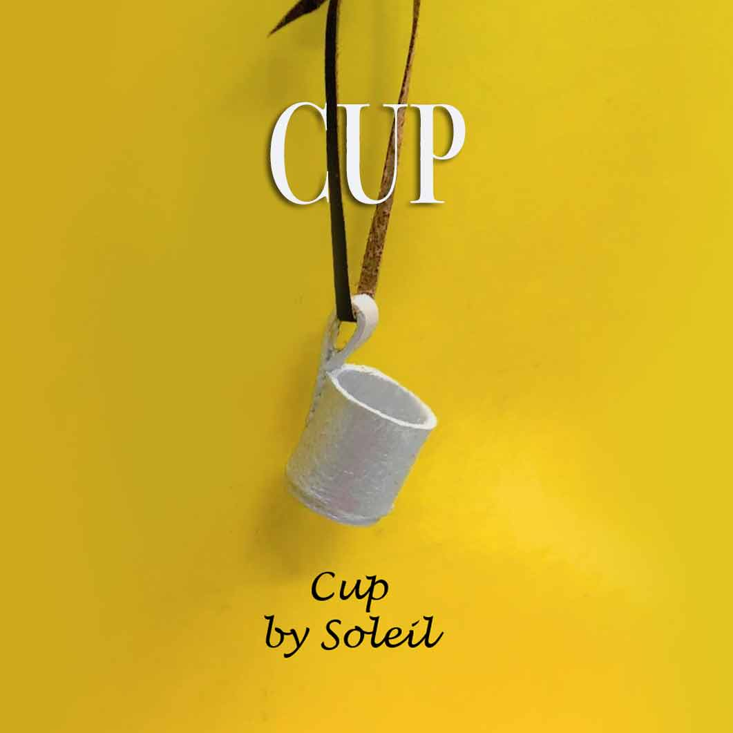 Tiny cup accessory to complete your set