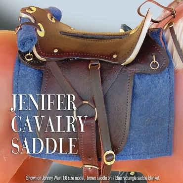 Jenifer Cavalry Saddle
