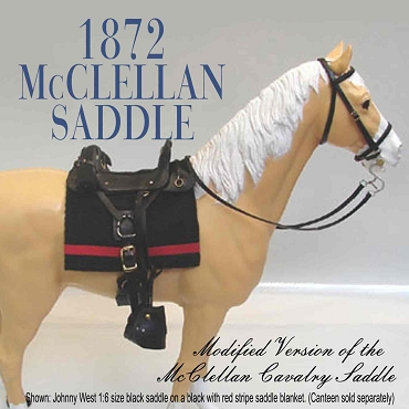 1872 McClellan Saddle