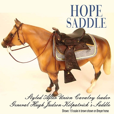 Hope Saddle