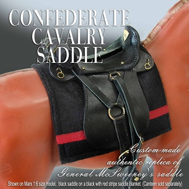 Confederate Cavalry Saddle