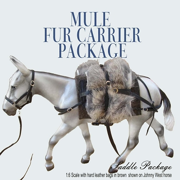 Mule Fur Carrier Package