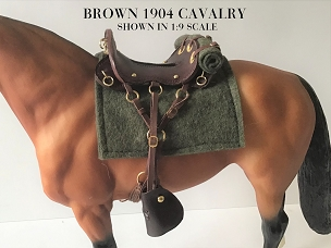 1904 Cavalry Saddle