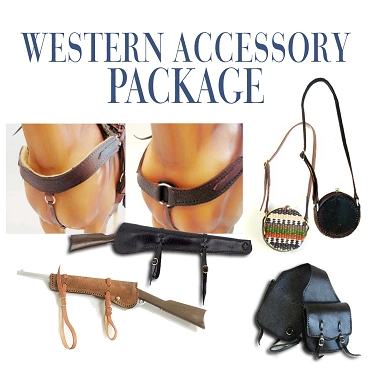 Western Accessories Package