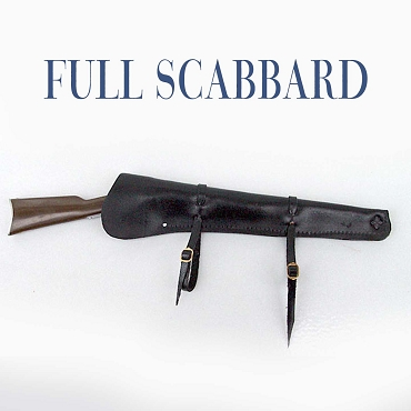 Half Rifle Scabbard