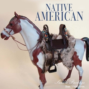 Native American Saddle Package